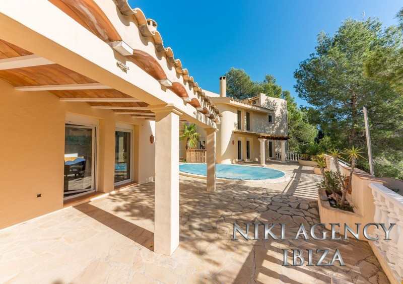 House in Ibiza Cala Llonga with 7 bedrooms