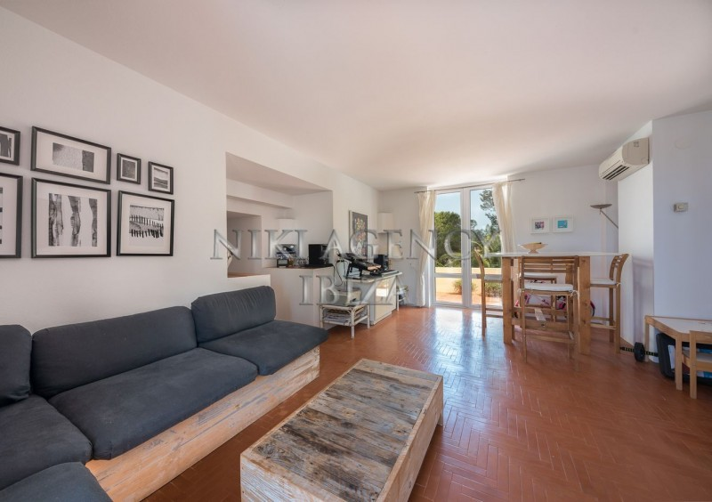 Penthouse flat in Calo den Real