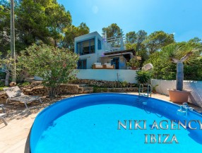 Casa en Cala Moli San José Ibiza