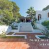 Haus in Cala Moli mit Meerblick