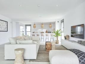 Moderne Wohnung in Ibiza Botafoch