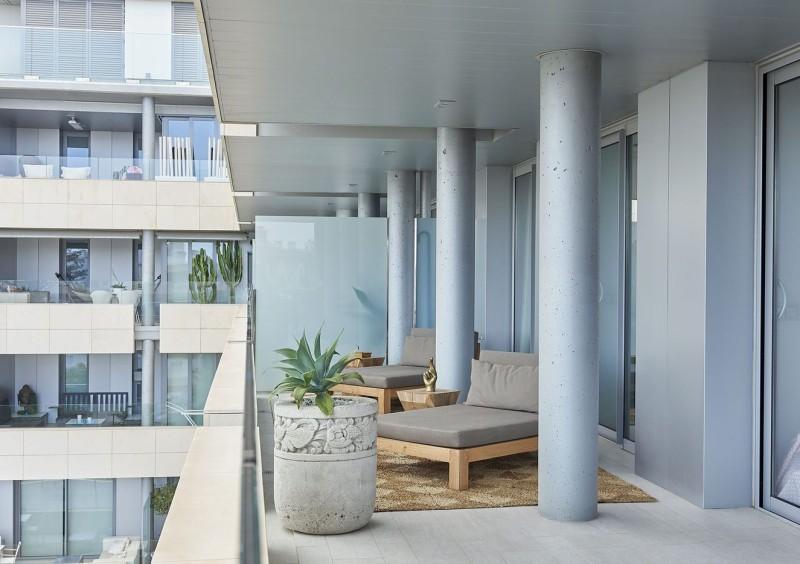 Moderno Apartamento en Ibiza Botafoch