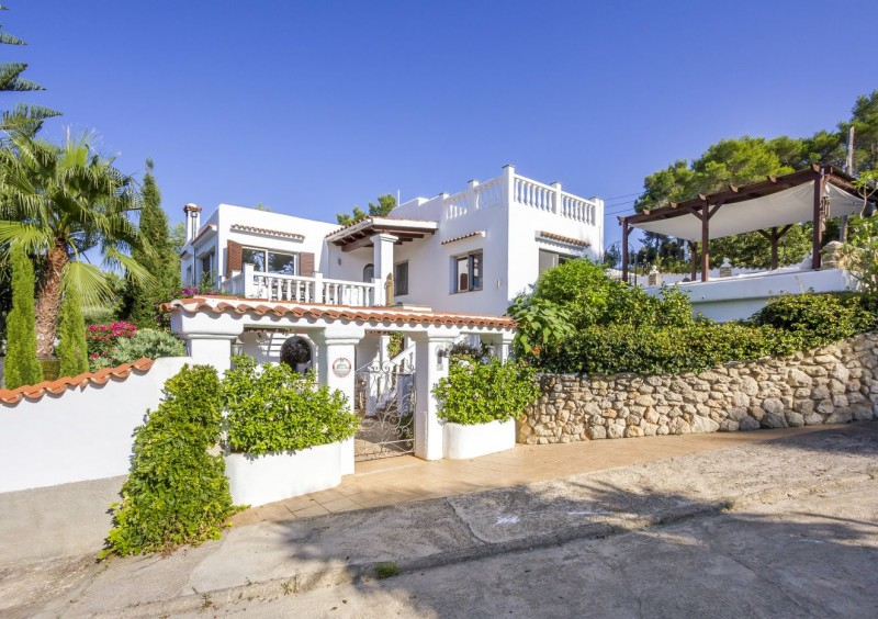 Villa en Es Figueral, San Carlos
