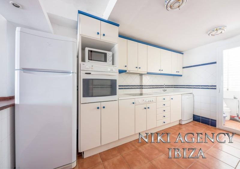 Duplex apartment in Cala Llenya