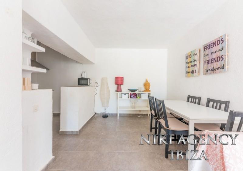 Apartamento en Cala Tarida