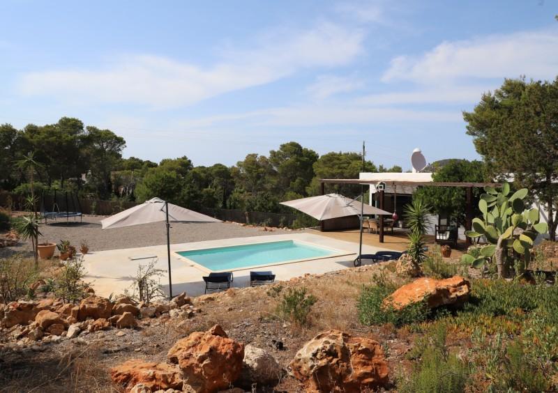 House in Ibiza, San Jose, Cala Vadella