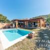 Haus in Cala Moli Cala Tarida mit Meerblick