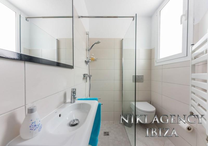 Haus in Ibiza San Miguel mit Meerblick