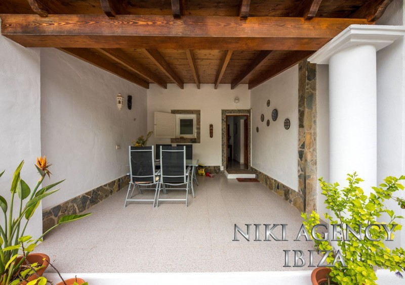 House with 3 bedrooms in Cala Bassa-Port des Torrent Ibiza
