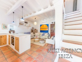 Townhouse in Ibiza Dalt Vila