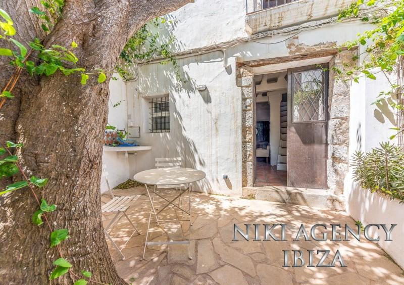 Adosado en Ibiza Dalt Vila
