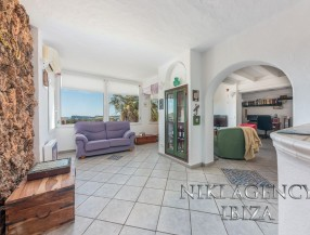 Wohnung mit Meerblick in Cala Conta