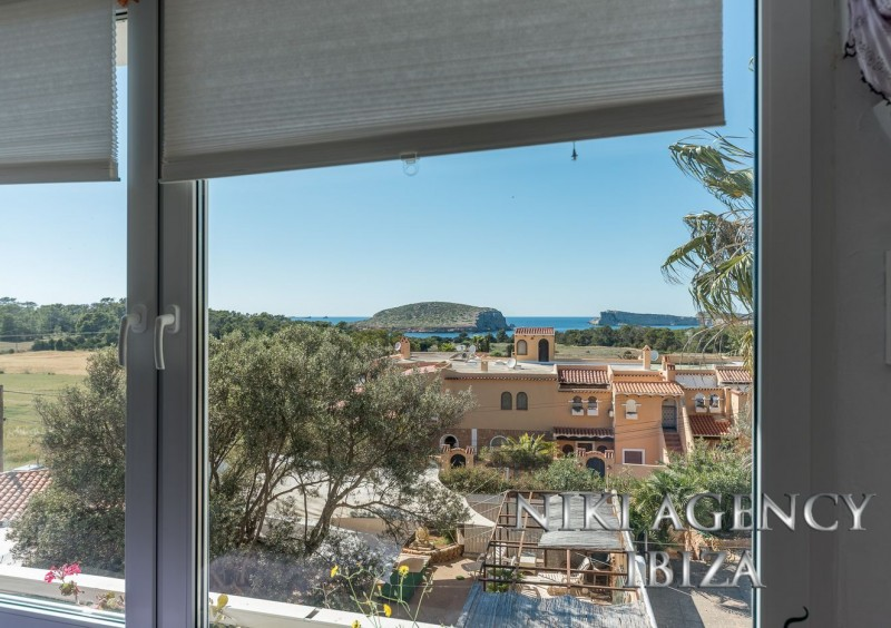 Apartamento con Vistas al mar en Cala Conta