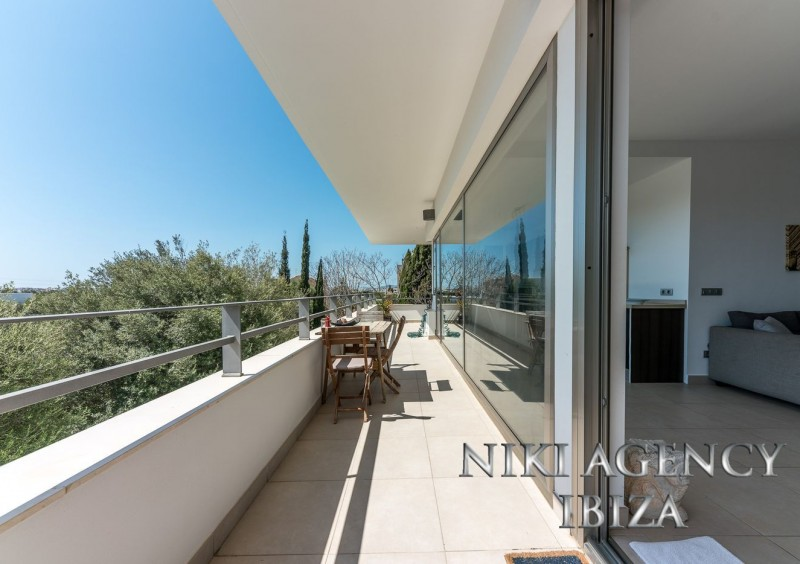 Modern apartment in Ibiza Jesús with 2 bedrooms