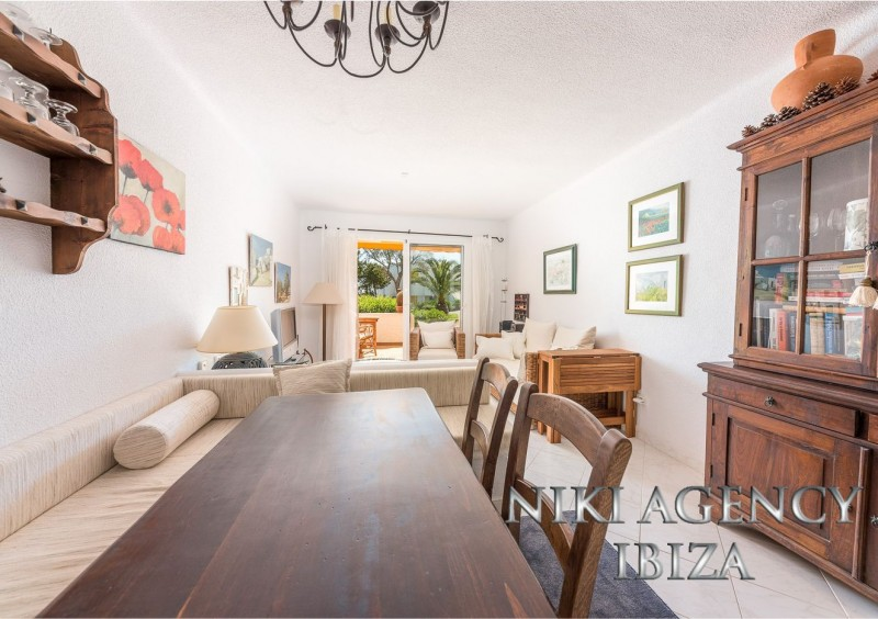 Ground floor apartment in Santa Eulalia Ibiza