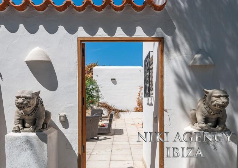 Bungalow en Cala Vadella Ibiza