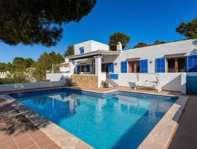 House in Cala Tarida