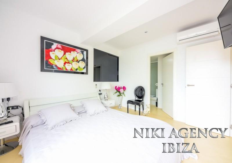 Apartment in Ibiza San José in front sea line