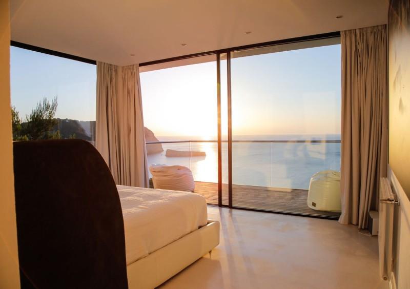Designer villa in Ibiza Benirras