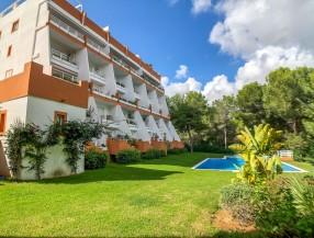 Apartamento duplex en Ibiza Cala Llenya