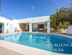 House with 4 bedrooms in Ibiza San Jose