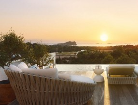 Villa en Ibiza Cala Conta