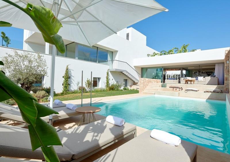 Villa in Ibiza Cala Conta