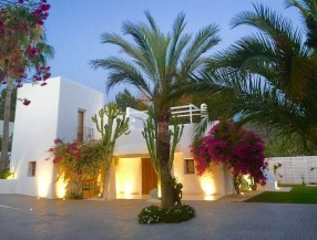 Villa with 6 bedrooms in Ibiza Jesus