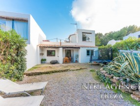 Terraced house in Ibiza Port des Torrent