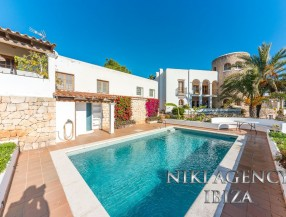 Villa close to Ibiza City