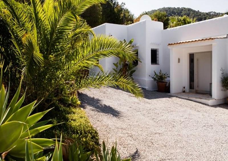 House in San José Cala Tarida with tourist rental license