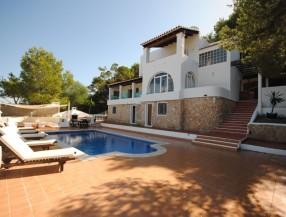 Casa en Ibiza San José Cala Bassa Cala Conta