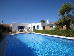 House in Ibiza San Agustin