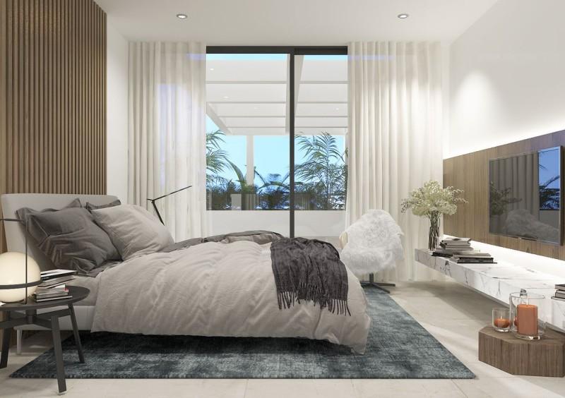 Luxury terraced villa in Ibiza San Jose Cala Carbo