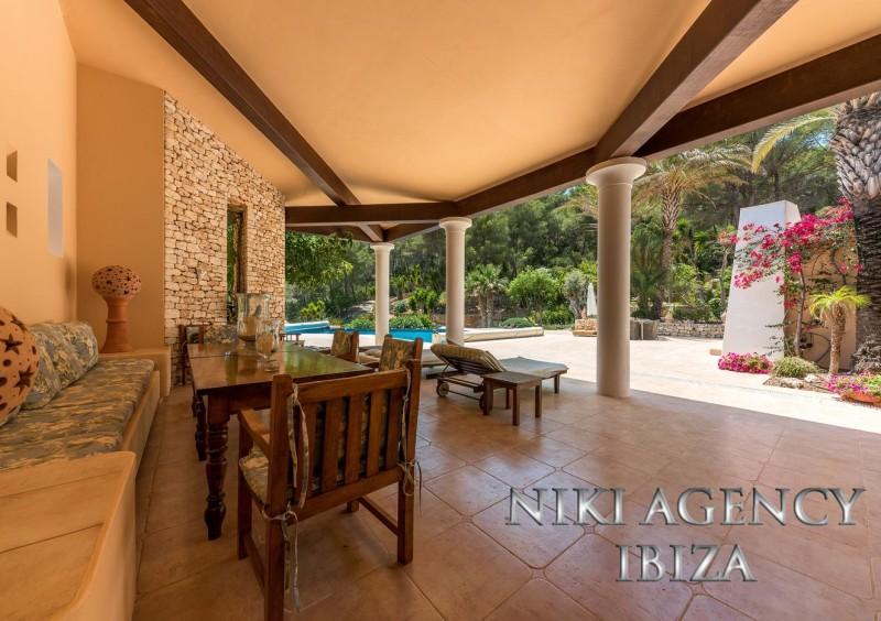 Villa entre San Carlos y San Juan