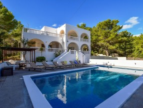 House in Ibiza San Jose with 4 bedrooms