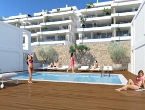 Moderno apartamento en Ibiza Cala Vadella