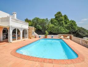 Villa in Ibiza San Rafael with 4 bedrooms