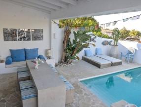 Terraced Villa in Ibiza Cala Vadella