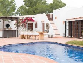Casa renovada en Ibiza Port des Torrent