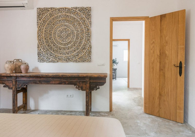Renovated house in Ibiza Port des Torrent