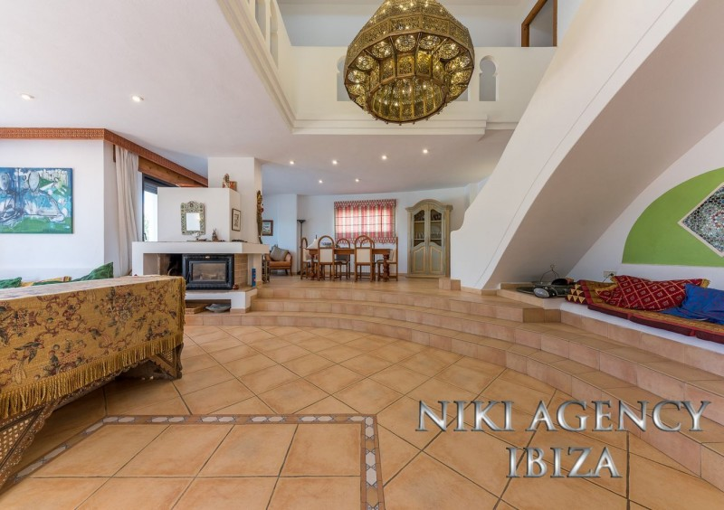 Villa en Ibiza Can Rimbau