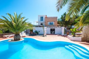 House in Cala Vadella with 6 bedrooms close to the beach