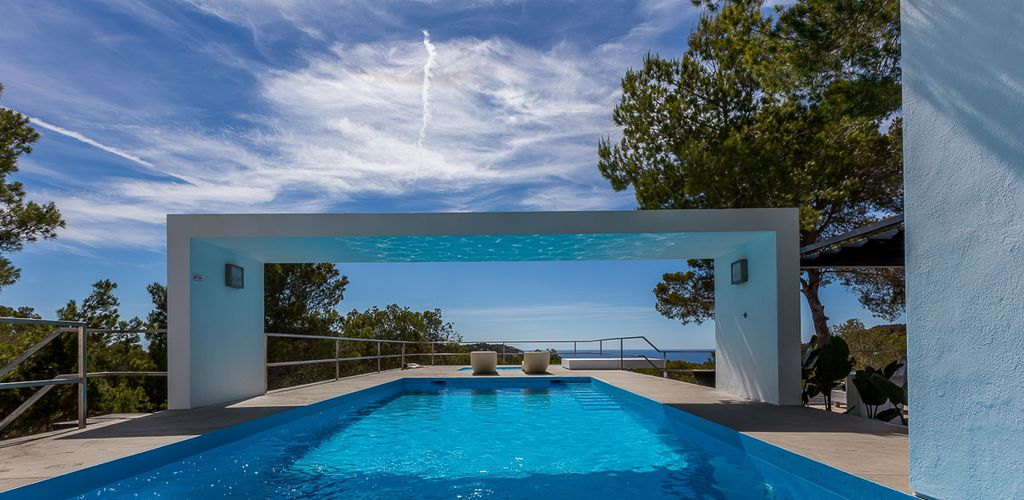 Villa in Cala Vadella with amazing sea views-CVE55612