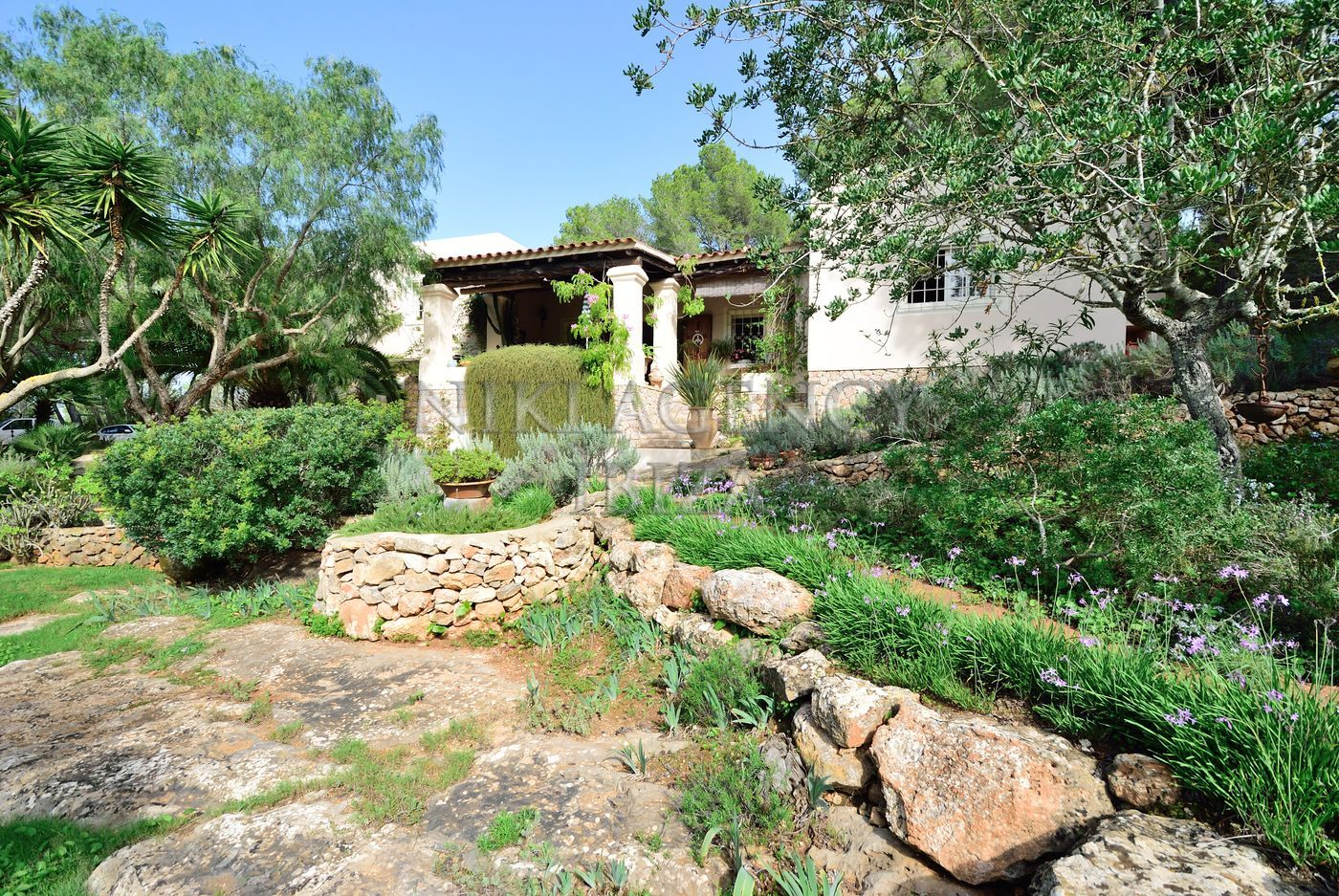 Villa in Benimussa, Ibiza, with 4 dormitorios-CVE50901