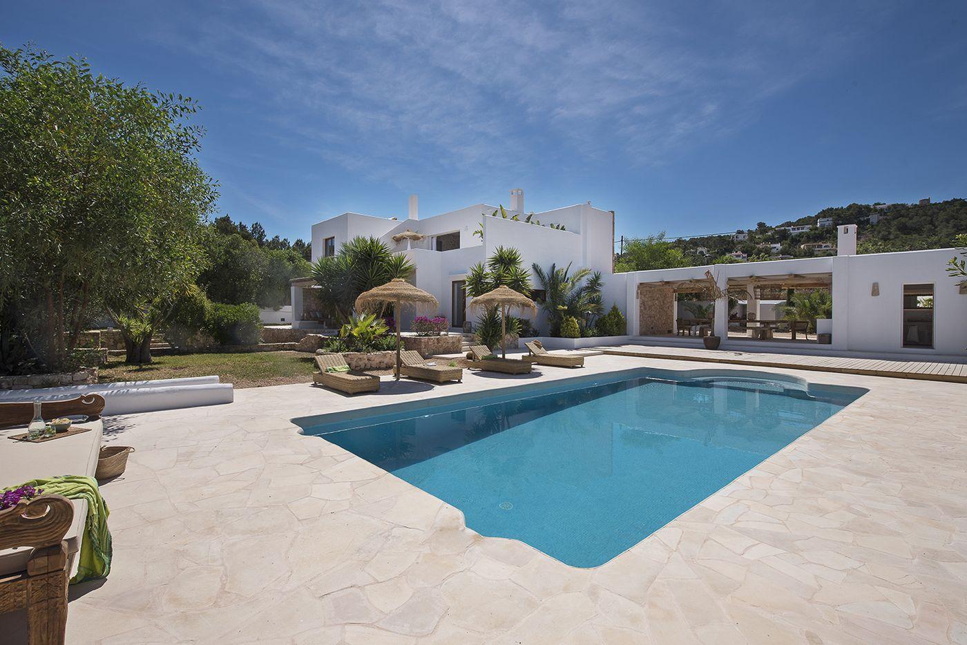 Villa in San José-Ibiza with 6 bedrooms-CVE55511