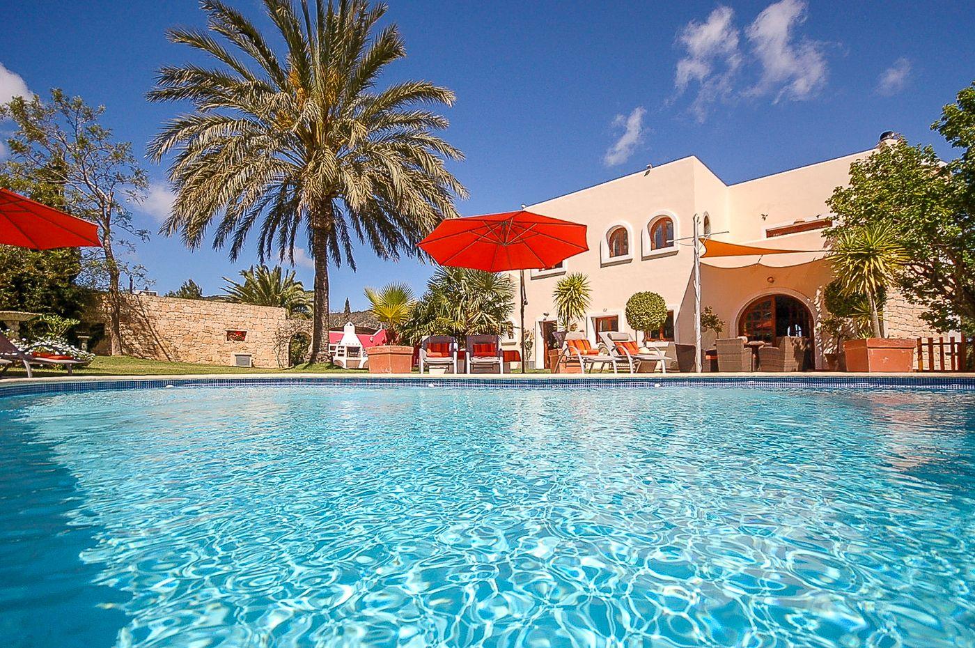 Villa in San Jose Ibiza with 6 bedrooms-CVE51821