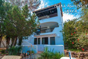 Casa en Ibiza Cala Vadella con vistas al mar