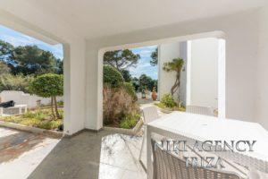 Wohnung in Cala Tarida