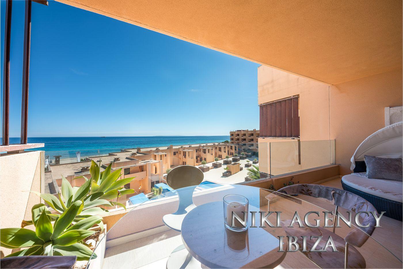 Apartment directly in Playa den Bossa › Niki Agency Ibiza ...